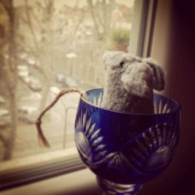 #hans #mouse #handmade #puppet