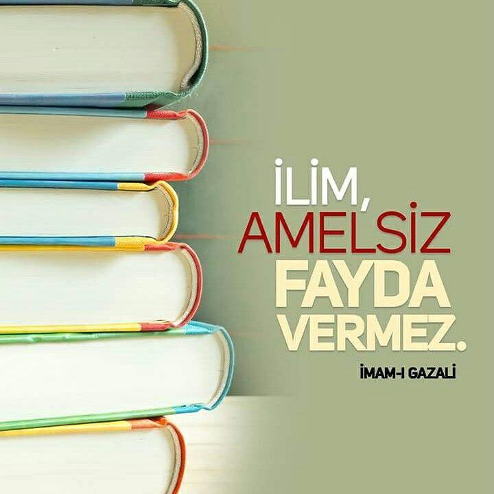 #ilim #amel #ihlas #fayda #yok #imamgazali #gazali #söz #sözler #türkiye #istanbul #rize #trabzon #eyüp #üsküdar #yeşil #ilmisuffa