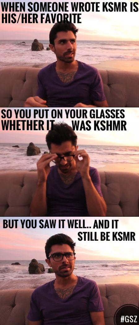 It's strange that some people say that they're KSHMR fans but they don't even know how to write his name correctly #kshmr #kshmrmeme #kshmrfam #kshmrfan #gracethekshmrfan #gsz #meme