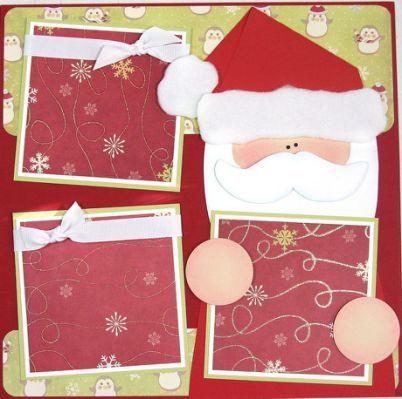 BLJ Graves Studio: Christmas Santa