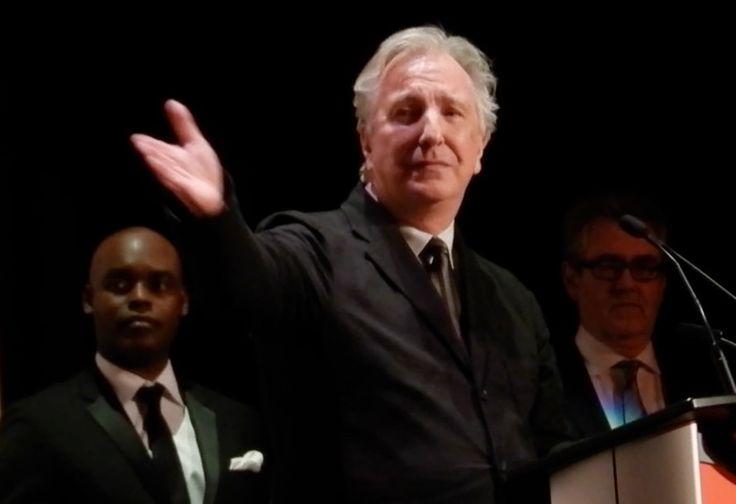https://flic.kr/p/pcWUu7   Alan Rickman - Toronto Film Festival 2014 - A Little…