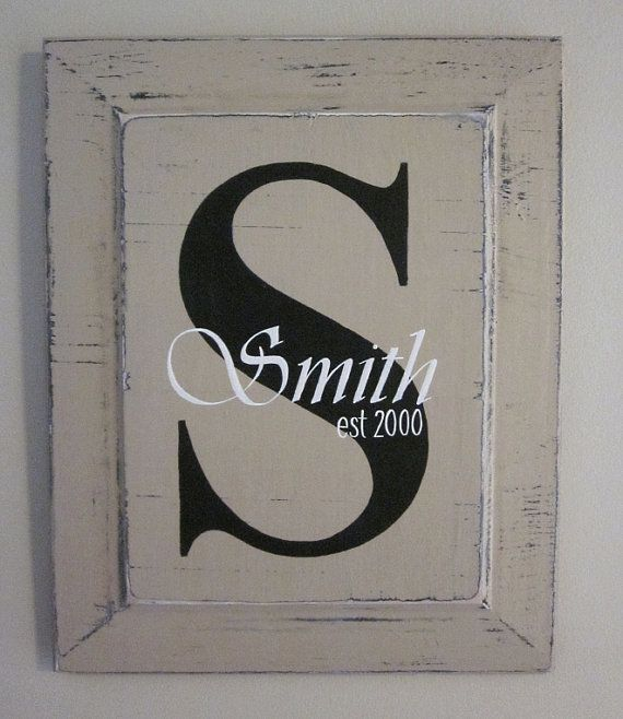 Best 25 large letter stencils ideas on pinterest making signs family established sign could use stencil for large letter cricut for smaller words and spiritdancerdesigns Images