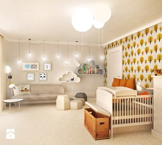 Aranżacje wnętrz - Pokój dziecka: Pokój dziecka - Partner Design. Przeglądaj, dodawaj i zapisuj najlepsze zdjęcia, pomysły i inspiracje designerskie. W bazie mamy już prawie milion fotografii!