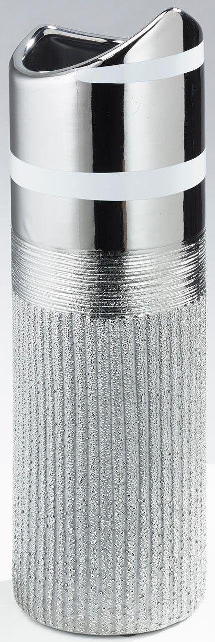Home affaire Deko-Vase silber Jetzt bestellen unter: https://moebel.ladendirekt.de/dekoration/vasen/tischvasen/?uid=6cedf09a-ec0e-50ca-8302-83fc3d8ed765&utm_source=pinterest&utm_medium=pin&utm_campaign=boards #tischvasen #dekovase #vasen #dekoration