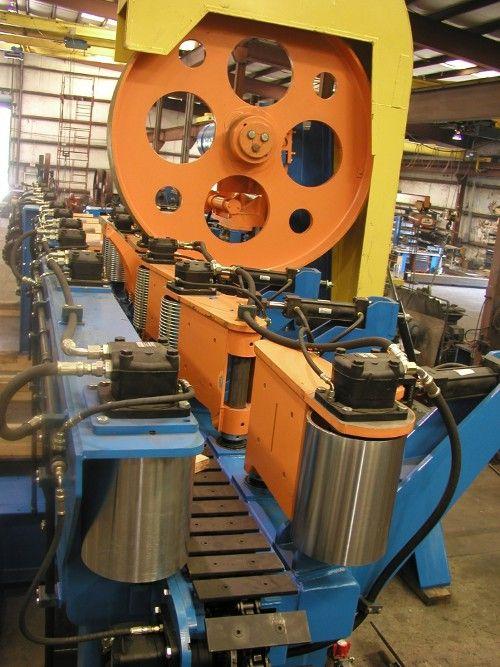 Zaawansowane Tartak Machinery Re-Piła prowadzące do bandmill
