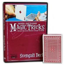 Amazing Easy To Learn Magic Tricks: Svengali Deck Combo