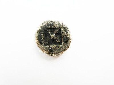 (Indonesia) Srivijaya Kingdom 680-1250 AD Silver 1 Massa (1 pc) Rare! 04