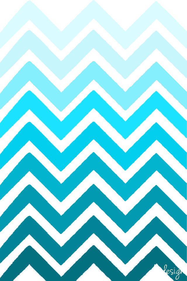 Tabitha 39 s chevron things i love pinterest chevron for Blue chevron wallpaper