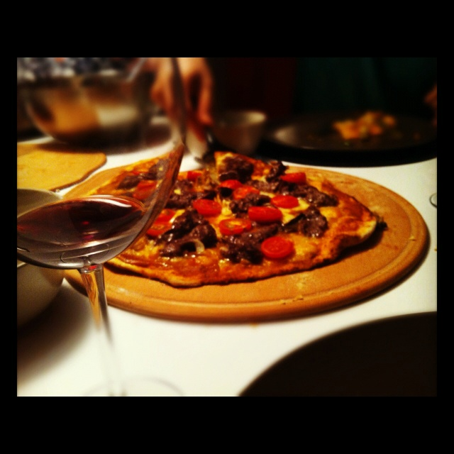 Pizza night out.. #pizza