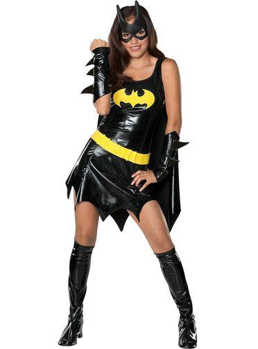 Costume de Batgirl pour adolescente