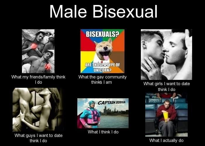 was gay think im bisexual