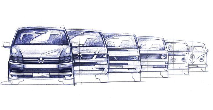 Volkswagen Transporter series