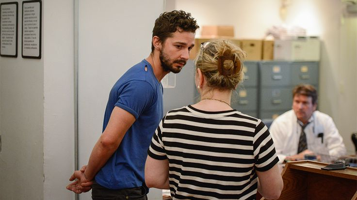 """Is Shia LaBeouf still #Sorry or just plain sorry? On Thursday night,the 28-year-old actor was arrested at the Broadway musical """"Cabaret"""" in New York for drunken behavior. According to police,the..."""