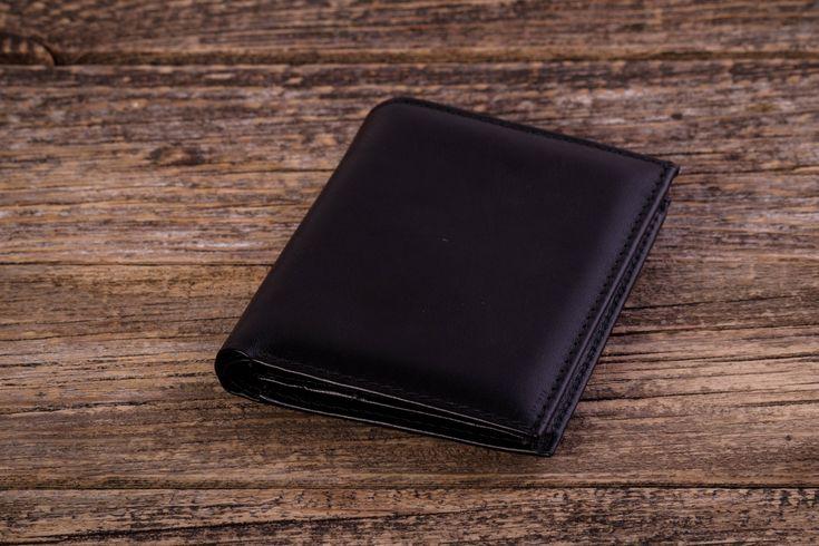 Leather wallet Mens leather wallet Leather coin purse Leather billfold wallet Leather organizer wallet Business card wallet Purse wallet Wallet Diy Wa…