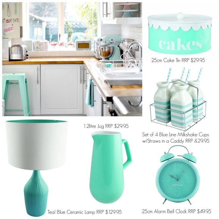17 Best Images About Great Gift Ideas Pastel Kitchen