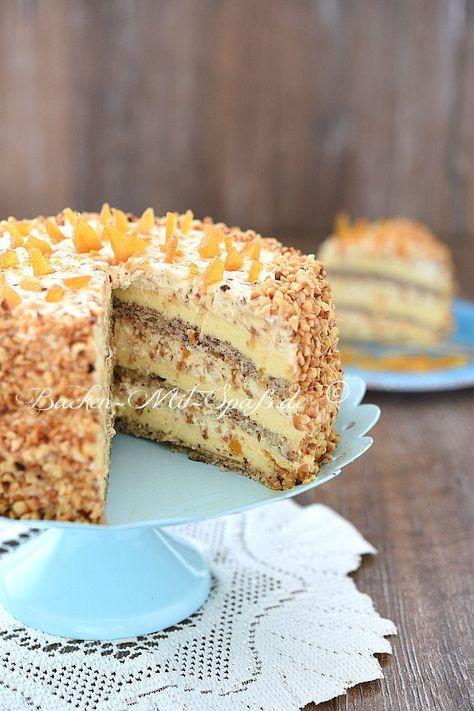 Agyptische Torte Rezept Hochzeit Kuchen Kuchen Rezepte Und
