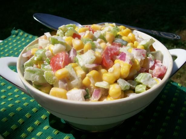 ... Salad 4 Summer on Pinterest | Pasta Salad, Salads and Salad Recipes