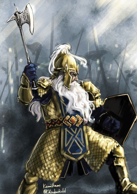 Thorin by Ironhill