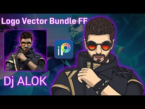 Tutorial Logo Esport Dj Alok Cara Membuat Logo Bundle Free Fire Di Android Youtube Android