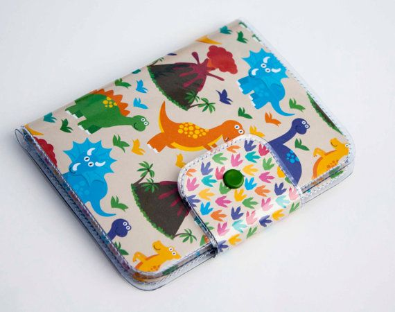 Check out this item in my Etsy shop https://www.etsy.com/ca/listing/463584610/handmade-vinyl-passport-case-dino4