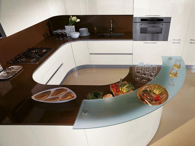 маленькая угловая кухня дизайн