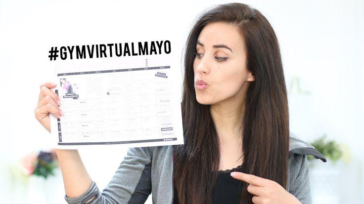 Calendario de entrenamiento mayo | #gymvirtualmayo