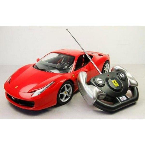 Backhomeday 1:14 Ferrari 458 Italia Remote Control Car
