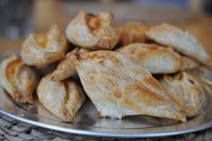 Maltese Pastizzi Recipe