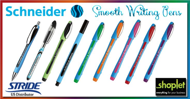 Royalegacy Reviews and More: #ShopletReviews: Write Smoothly With Schneider Pens