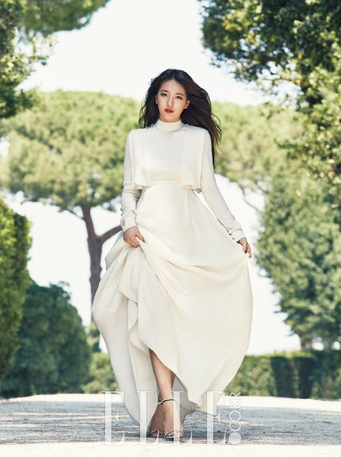 Bae Suzy Elle magazine september 2015