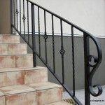 Exterior Stair Railing Ideas