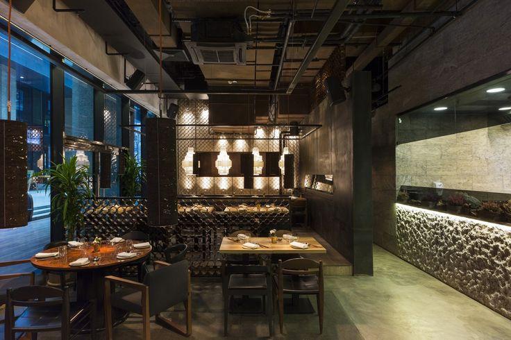 NB studio - Ресторан Madame Wong