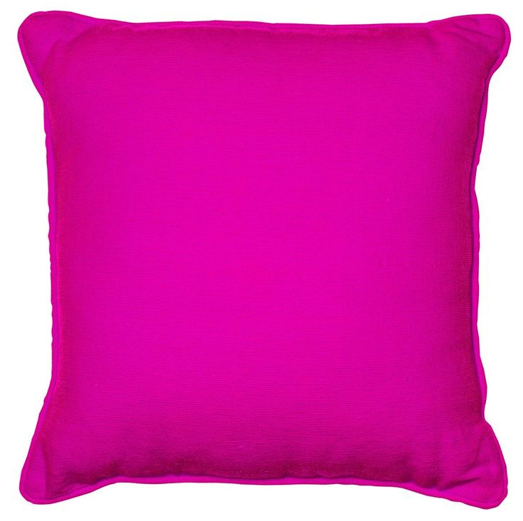 Hot Pink Cushion Cover