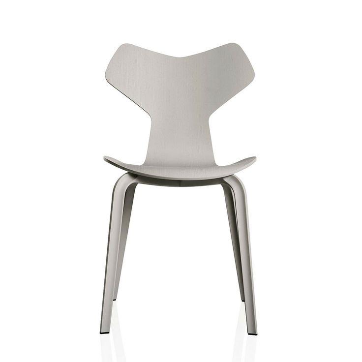 Grand Prix Chair | Wood Legs
