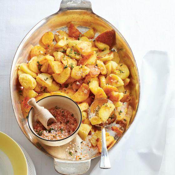Net wat feestelijker dan gekookt: gebakken! #jumbosupermarkten #basics #aardappel #bakken