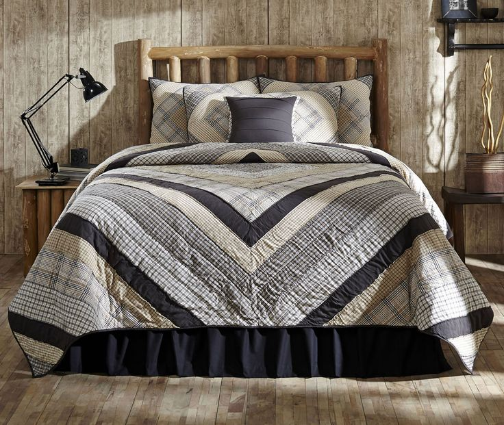 Wentworth King Quilt by VHC Brands