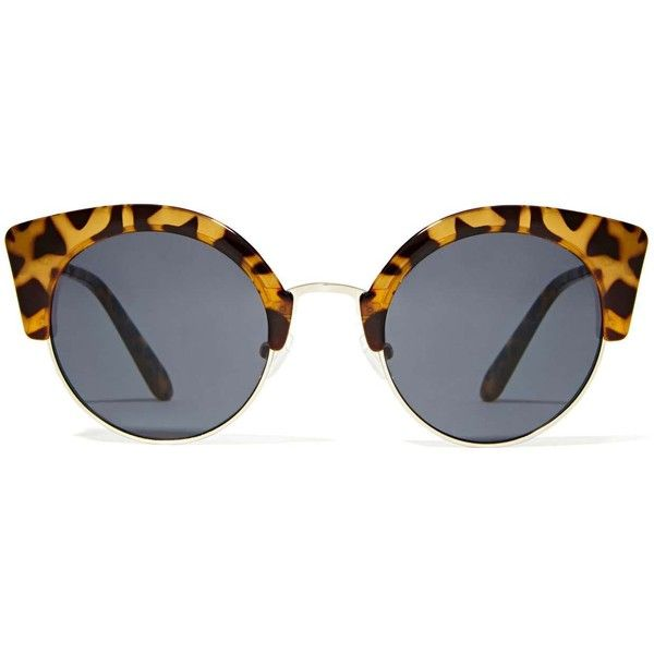 Cheap Monday Expo Shades (€27) ❤ liked on Polyvore featuring accessories, eyewear, sunglasses, glasses, acc, cat eye sunglasses, uv protection sunglasses, tortoise shell sunglasses, tortoise cat eye sunglasses and tortoiseshell cat eye glasses