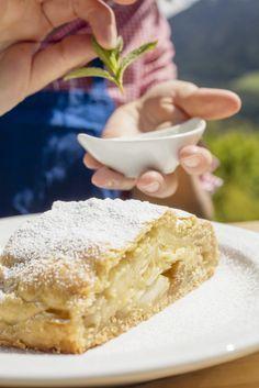 Ricette tipiche dall'Alto Adige: Strudel di mele - Gallo Rosso