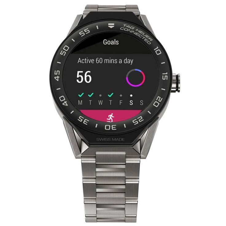 Reloj inteligente TAG Heuer Connected Modular SBF8A8001.10BF0608