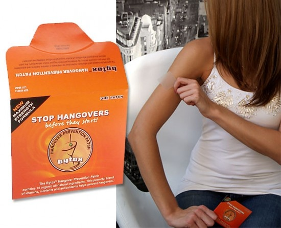 Bytox - Say Goodbye to That Morning-After Feeling with the Anti-Hangover Patch