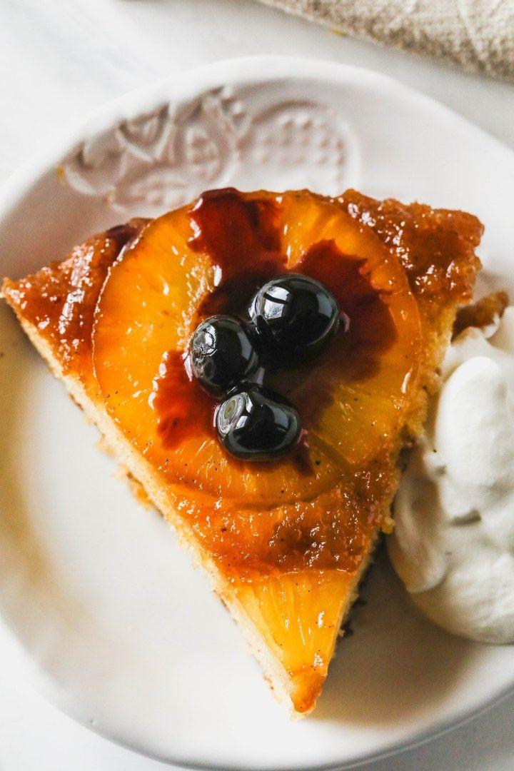 Pineapple Upside Down Cake Recipe Pineapple Upside Down Cake Recipes With Whipping Cream Upside Down Cake