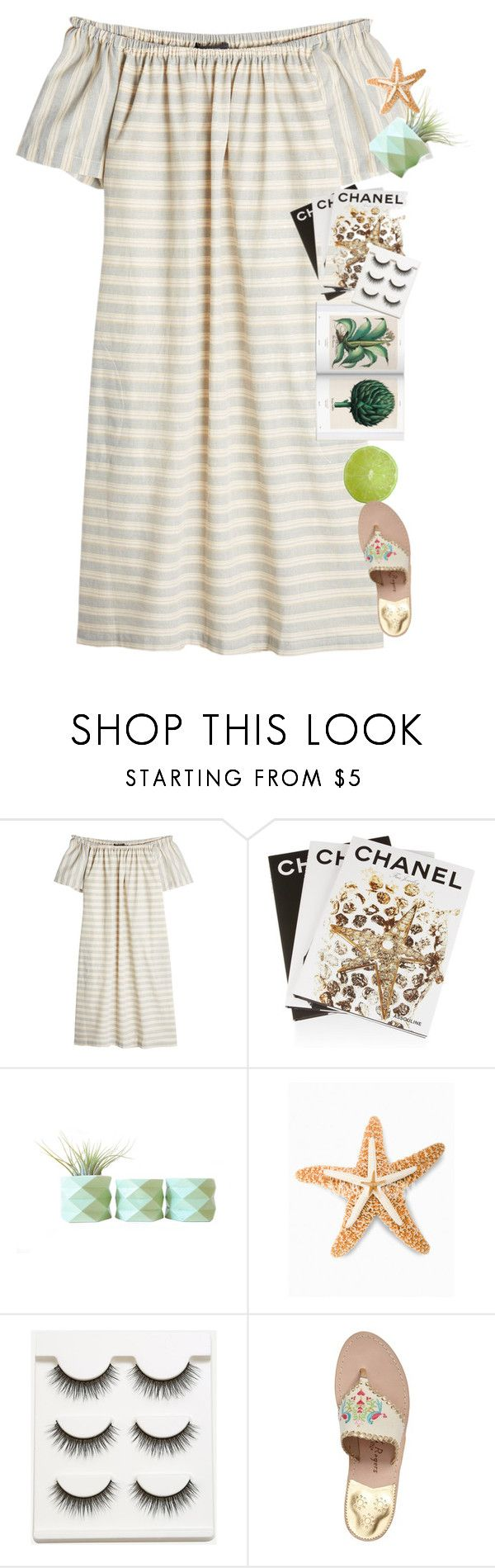 """""""The Day:)"""" by mac-moses ❤ liked on Polyvore featuring Steffen Schraut, Assouline Publishing and Jack Rogers"""