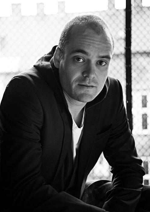 Danish Swedish actor David Dencik (b.1974)