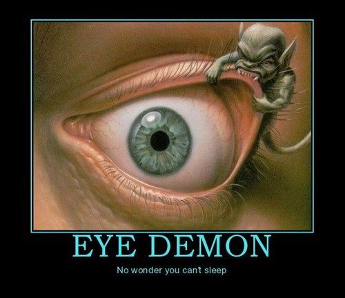 Maybe this is why you can't sleep!