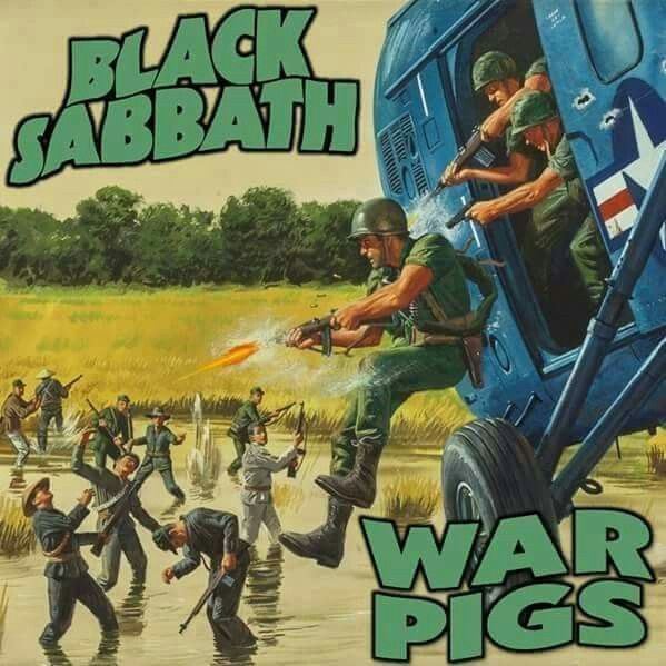 Black Sabbath - War Pigs                                                       …