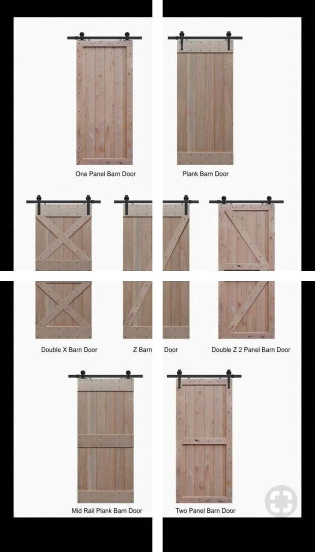 Interior Panel Doors Custom Exterior Doors Bathroom Doors Making Barn Doors Diy Barn Door Barn Doors Sliding