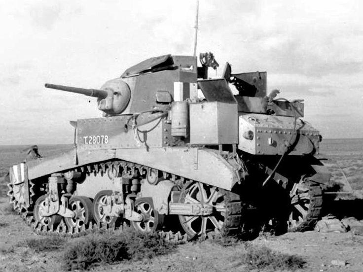 American Tank M3 Stuart #worldwar2 #tanks