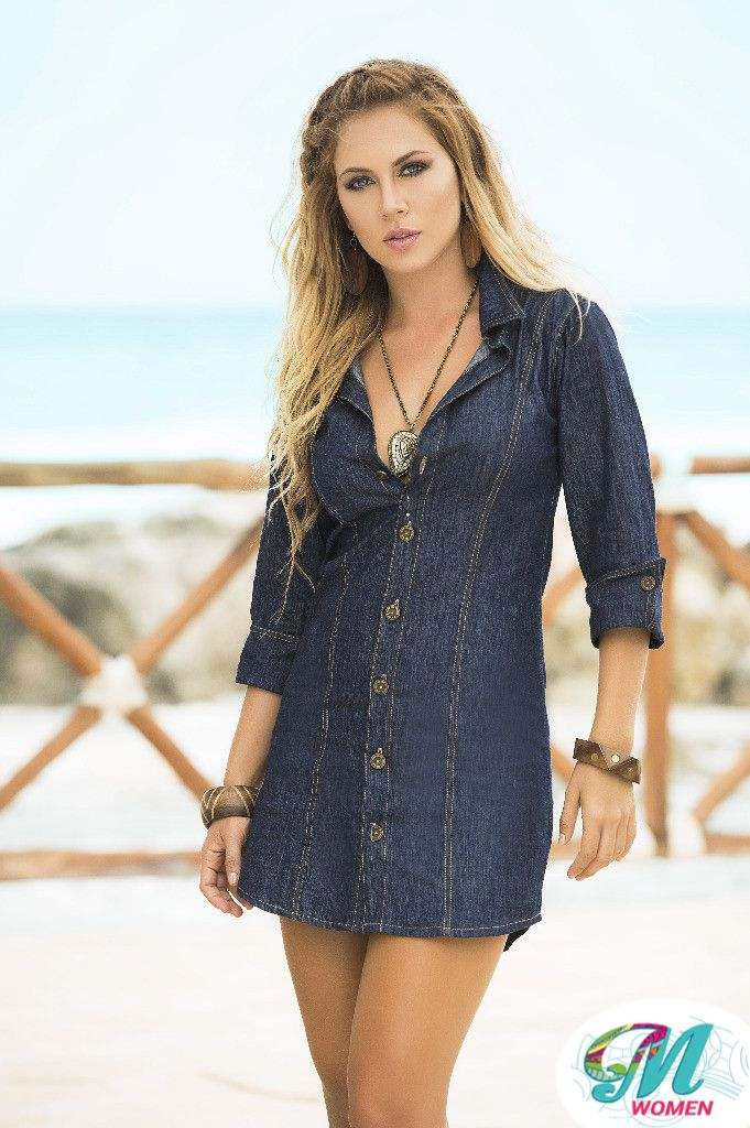 DENIM LOVE Dress  $ 52.00