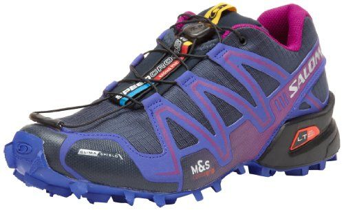 Salomon Women's Speedcross 3 CS W Trail Running Shoe,Deep Blue,5 M US $145.00 #Salomon #Shoes
