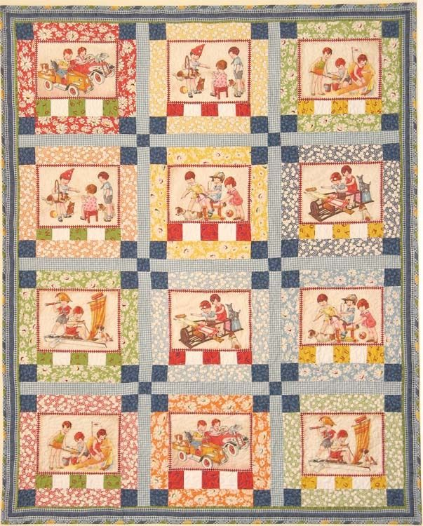 Baby Quilt Patterns Using A Panel : 1000+ images about Quilts - Panel on Pinterest Jungle party, Robert kaufman fabric and Beatles